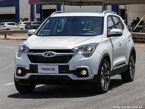 Com mais SUVs na linha, CAOA Chery ganha participação de mercado