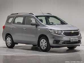 Chevrolet Spin ganha configuração PcD de R$ 69.990