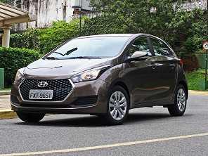 Teste: Hyundai HB20 Comfort Plus