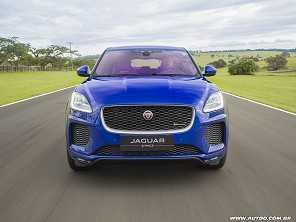 Depois da Land Rover, Jaguar agora também oferece motor flex