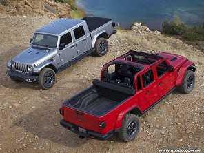 Jeep Gladiator seria viável no Brasil apenas em versão diesel