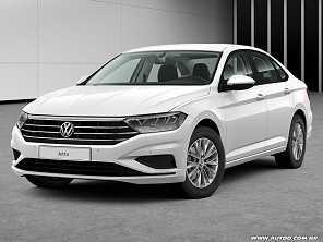 Volkswagen lança nova versão do Jetta por R$ 99.990