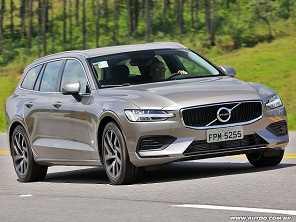 Salvem as peruas! Volvo V60 estreia no Brasil por R$ 199.950