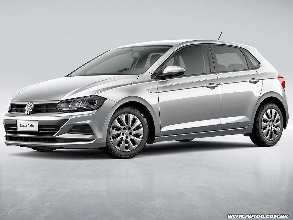 Acima o Volkswagen Polo Sense, nova opção para o público PcD