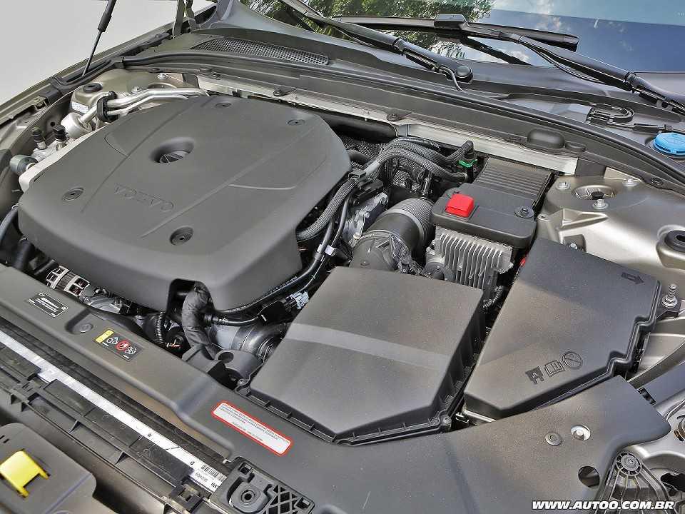VolvoV60 2019 - motor