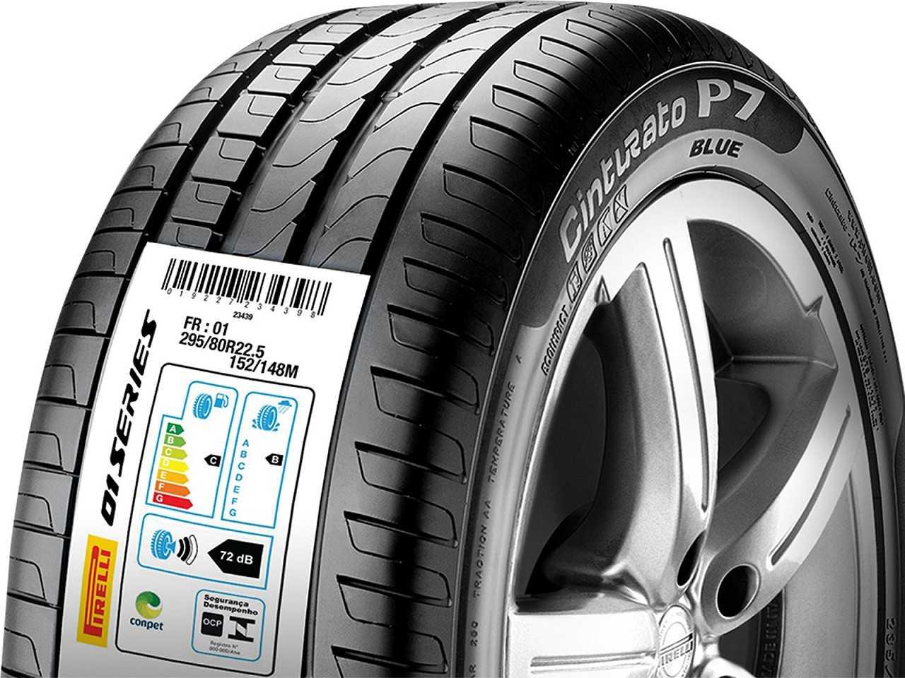 Etiquetagem de pneus
