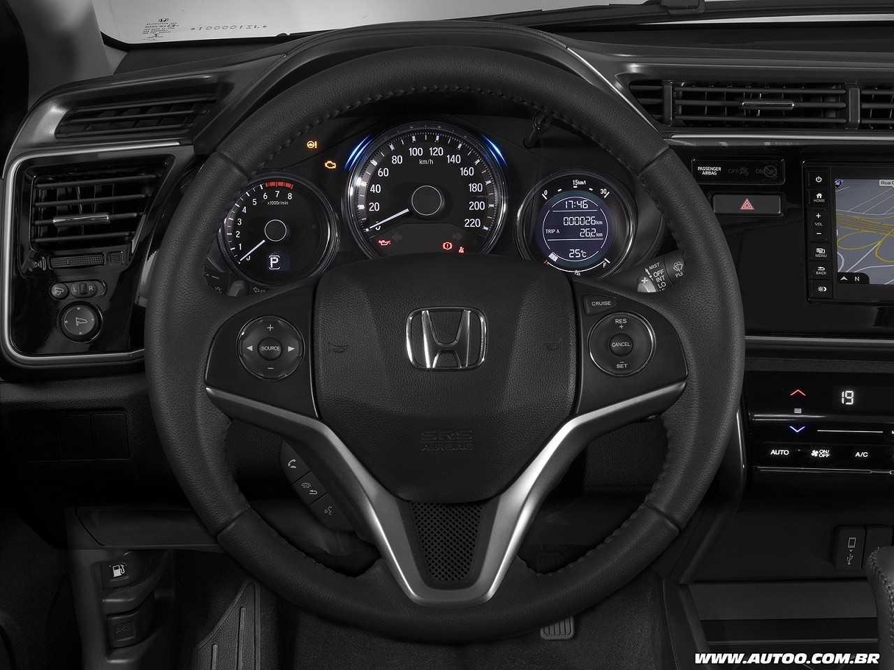 HondaCity 2018 - outros