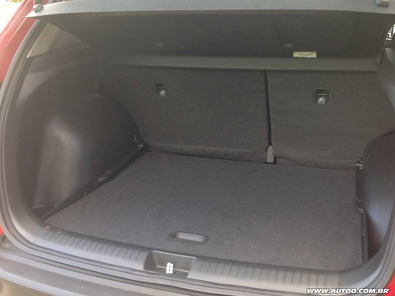 HyundaiCreta 2018 - porta-malas