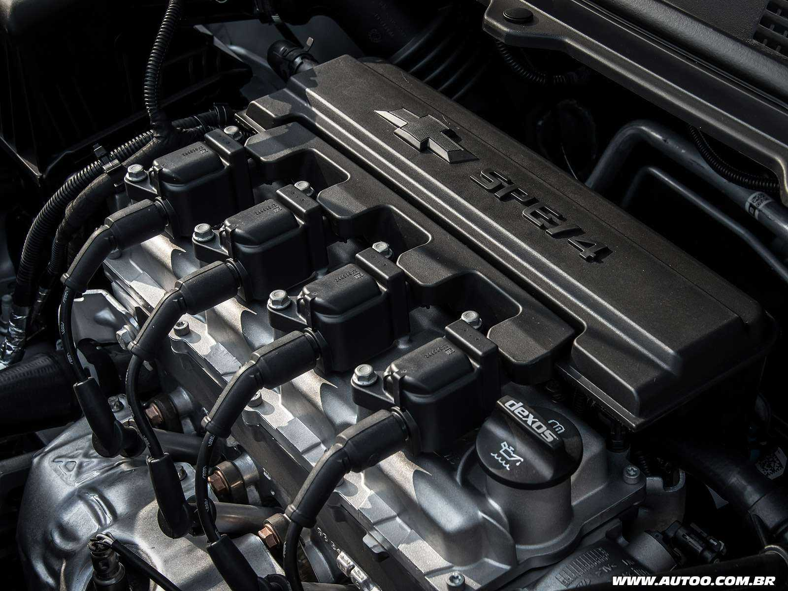 ChevroletPrisma 2018 - motor