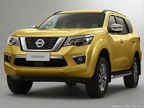 Nissan Terra é antecipado no Japão