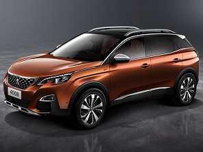 Peugeot prepara o novo 4008 para estrear em 2020