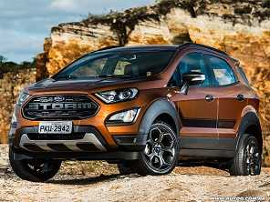 Teste: Ford EcoSport Storm 2019