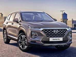 Hyundai Santa Fe 2019 é revelado oficialmente