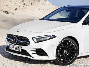 Nova família de compactos da Mercedes-Benz terá 8 modelos