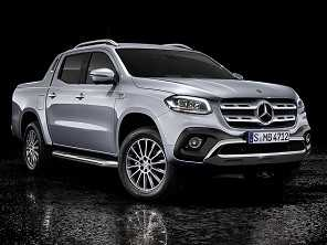 Mercedes-Benz Classe X deixará de ser fabricada