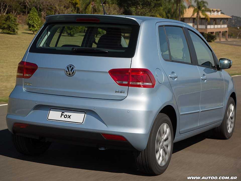 Volkswagen Fox Comfortline 2017