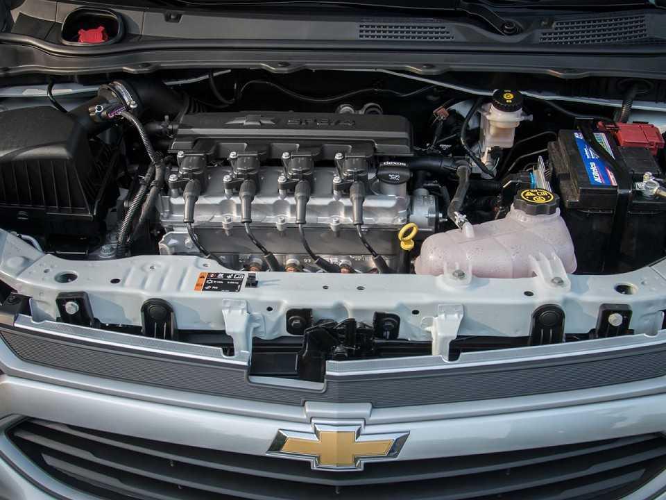 ChevroletOnix 2018 - motor