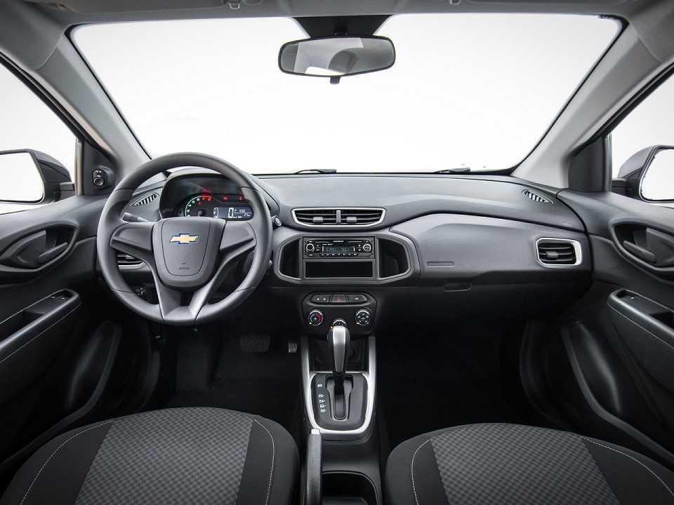 ChevroletOnix 2018 - painel