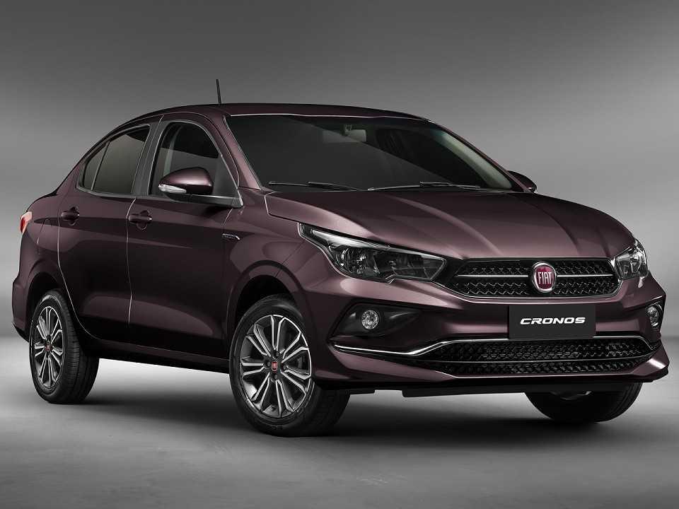 Fiat Cronos 2019