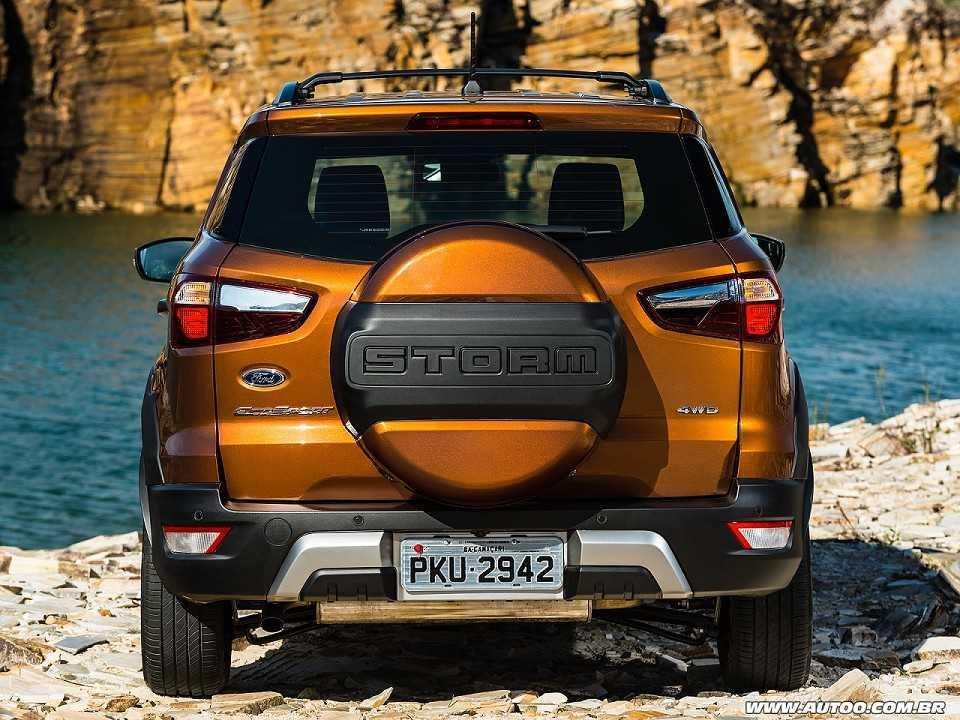 Teste Ford Ecosport Storm 2019 Autoo