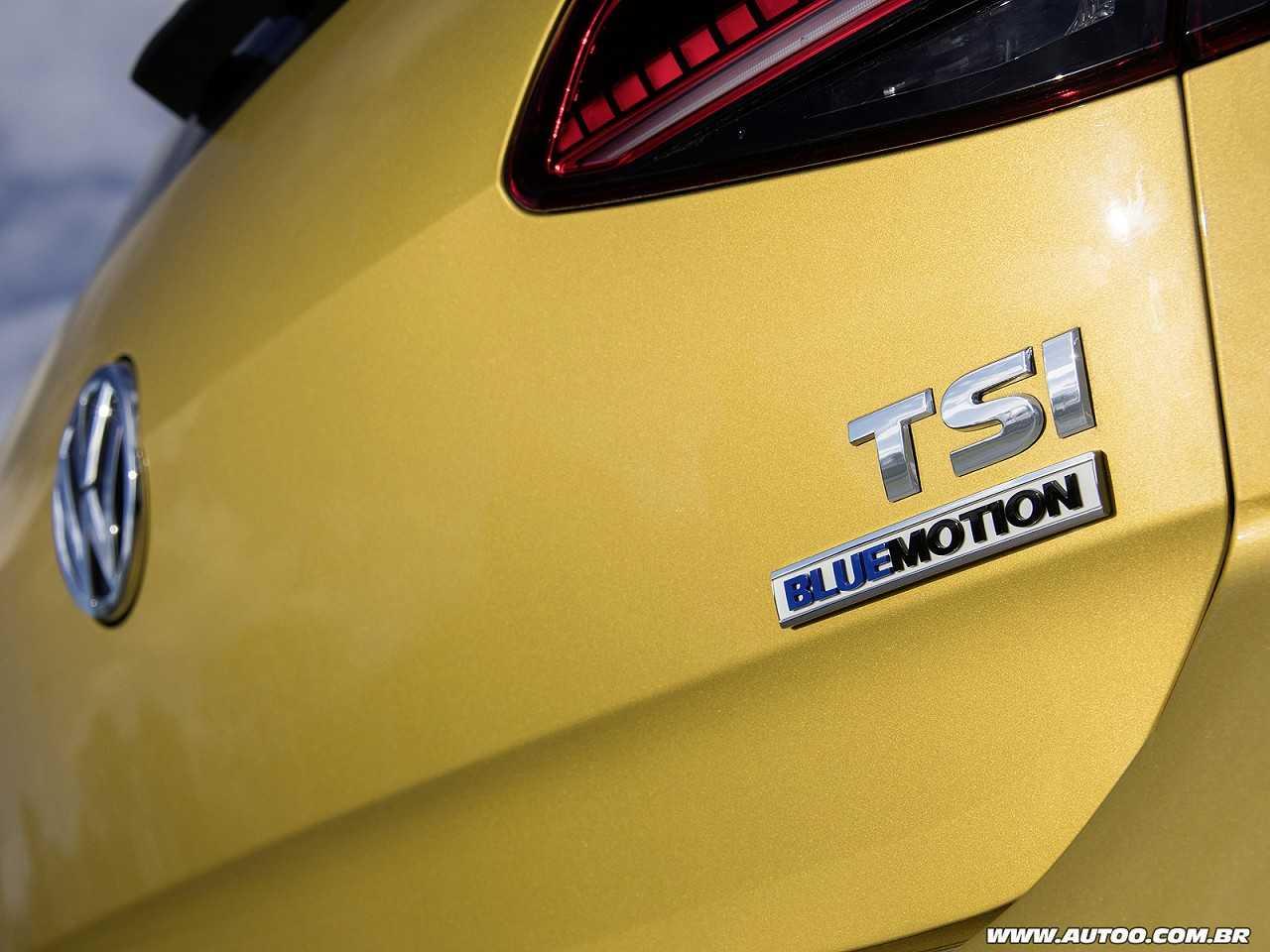 Volkswagen Golf 1.5 TSI ACT BlueMotion vendido na Europa