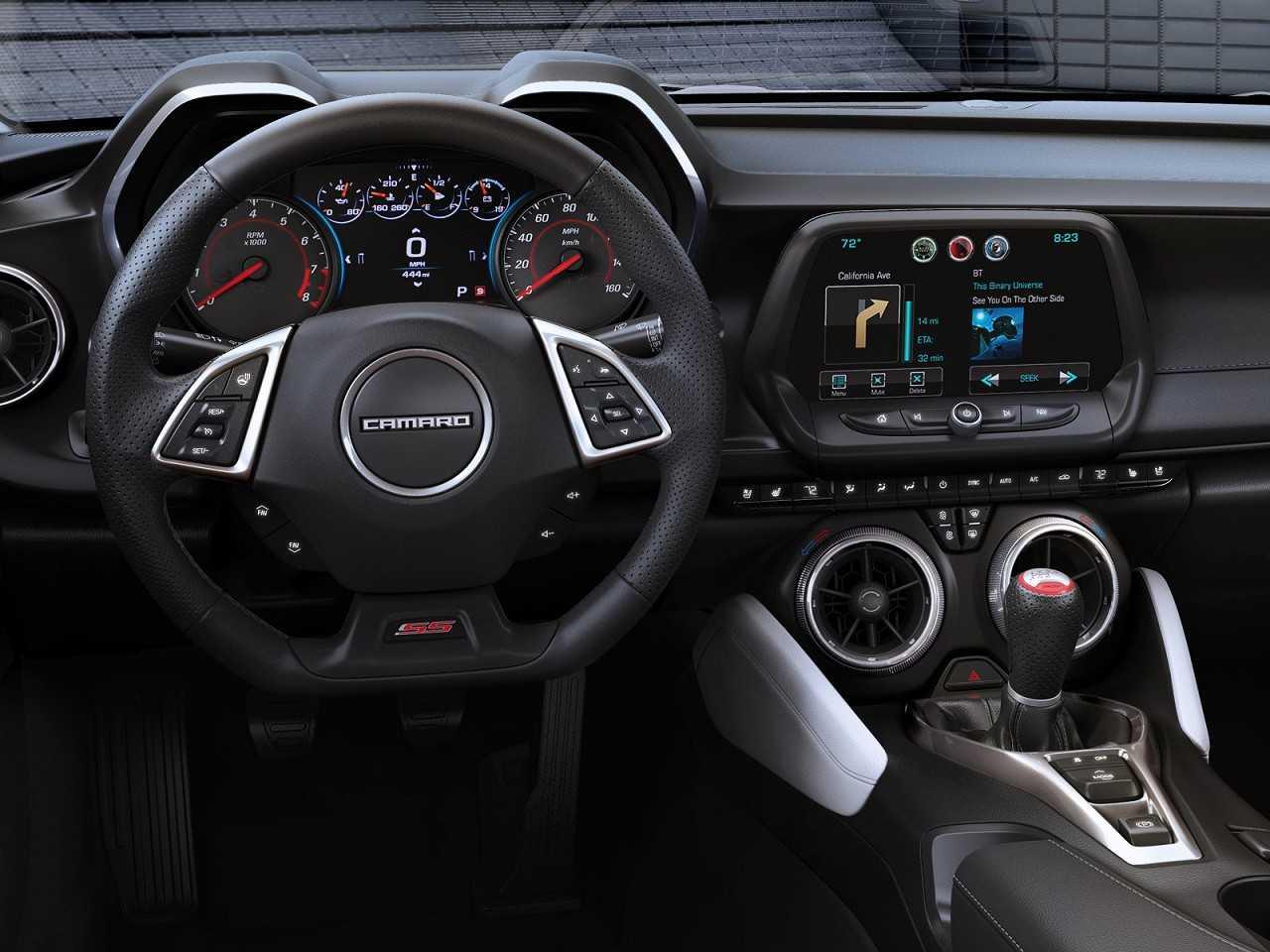 Chevrolet Camaro - Foto 11 de 32 - 1280 x 960 pixels - AUTOO