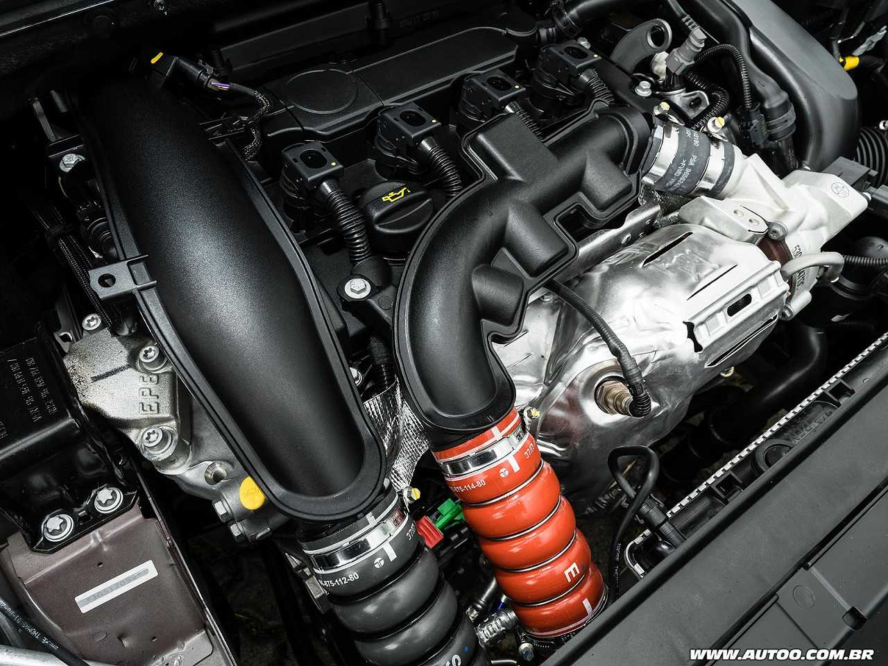 CitroënC4 Lounge 2019 - motor