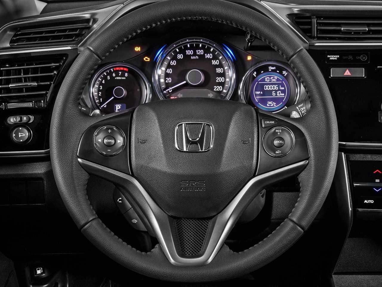 HondaCity 2018 - volante