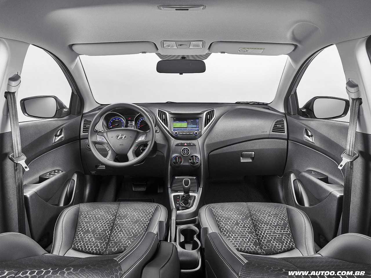HyundaiHB20 2018 - painel