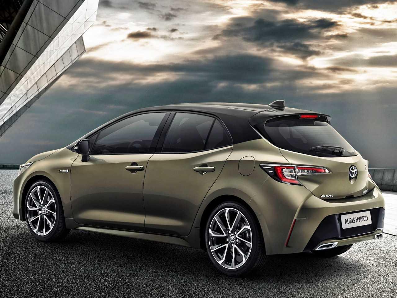 Galeria de fotos: Toyota Auris antecipa o Corolla 2020 - AUTOO