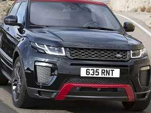 Nova geração do Range Rover Evoque estreia neste ano