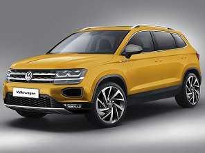 Projeto Tarek, rival da VW para o Compass, estreia em 2020 no Brasil
