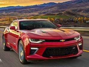 Para enfrentar Mustang, Chevrolet traz novo lote do Camaro SS