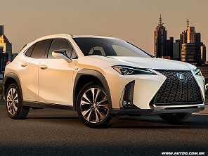 Lexus UX, SUV mais acessível da marca, chega ao país