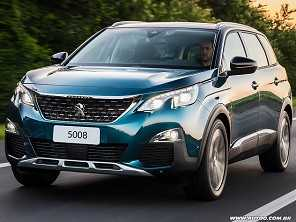 Concorrente do Tiguan Allspace, Peugeot 5008 é um bom SUV 7 lugares