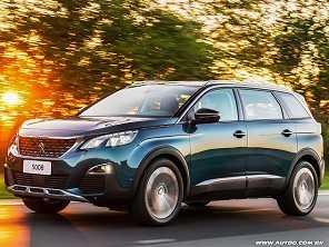 Designer da Peugeot diz que novo 5008 será mais ''sexy''