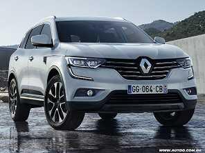 Eterna promessa, Koleos no Brasil ainda não é descartado pela Renault