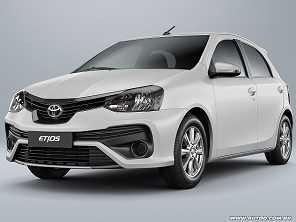 Teste: Toyota Etios X Plus automático 2019