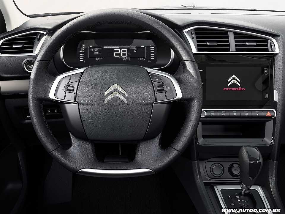 CitroënC4 Lounge 2019 - painel