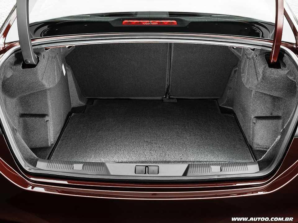 CitroënC4 Lounge 2019 - porta-malas