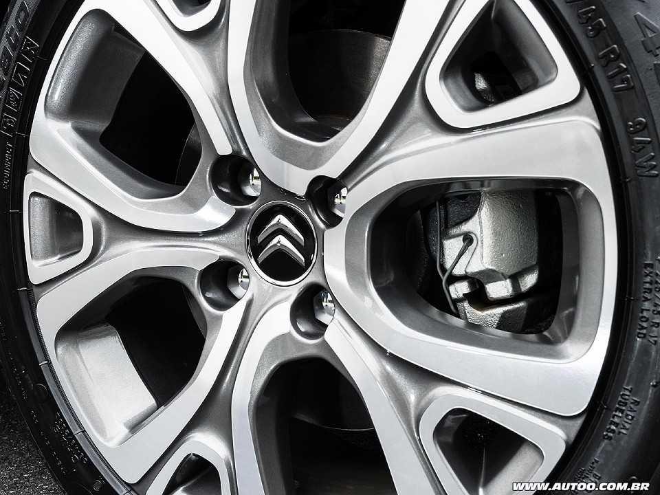 CitroënC4 Lounge 2019 - rodas