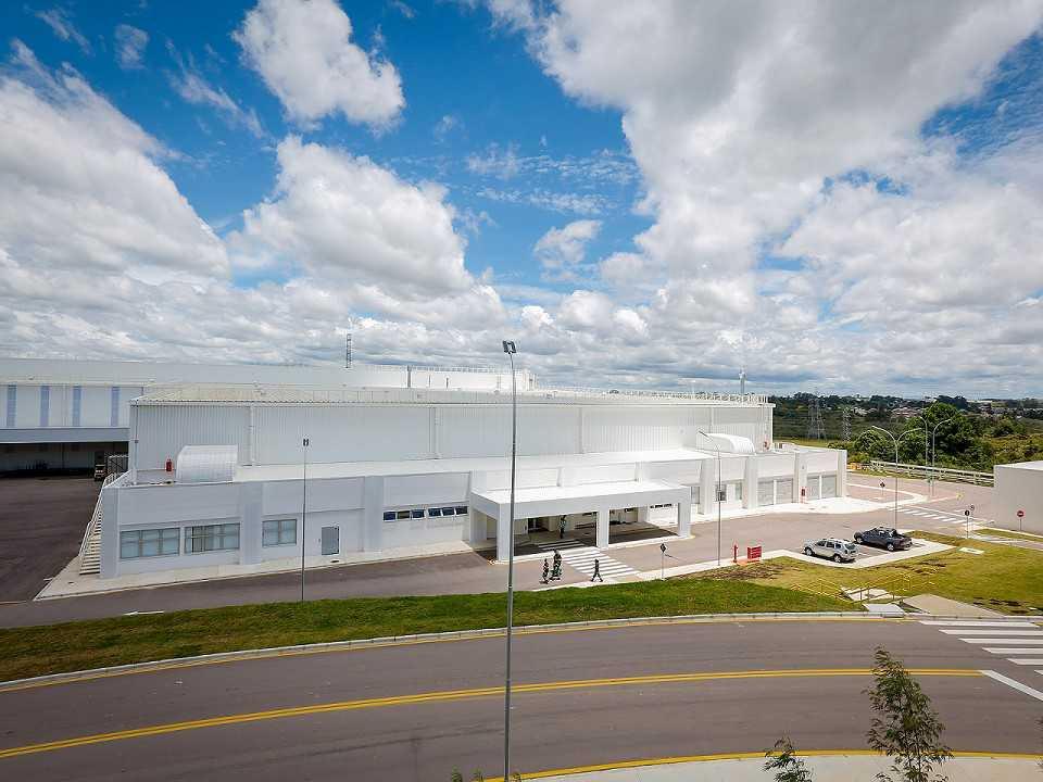 Renault inaugura fábrica de injeção de alumínio