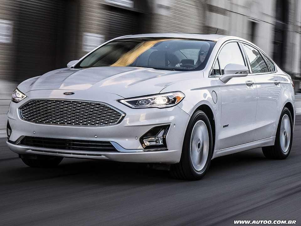 Ford Fusion 2019 Estreia Atualiza 231 227 O Visual E Foco Na