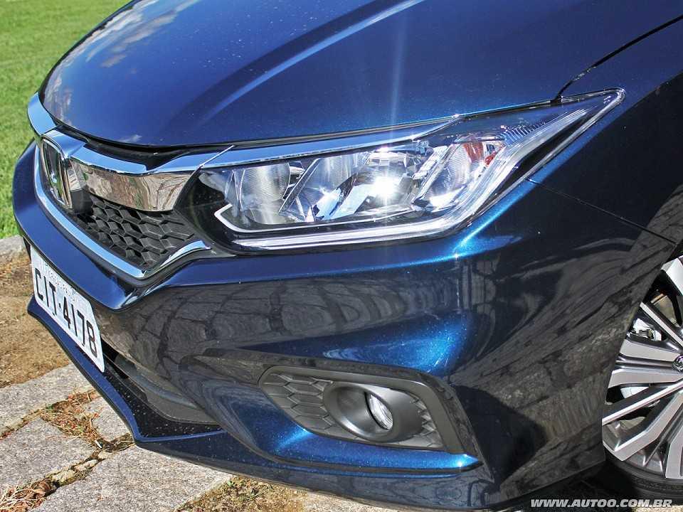 HondaCity 2018 - faróis
