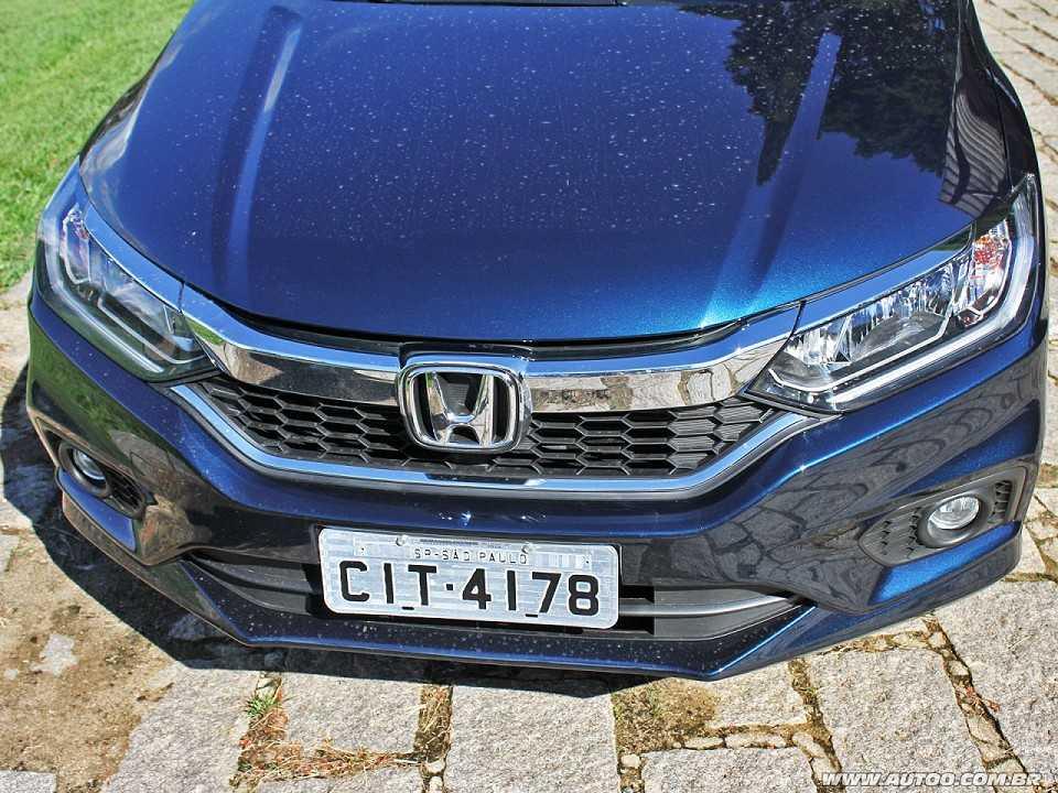 HondaCity 2018 - grade frontal