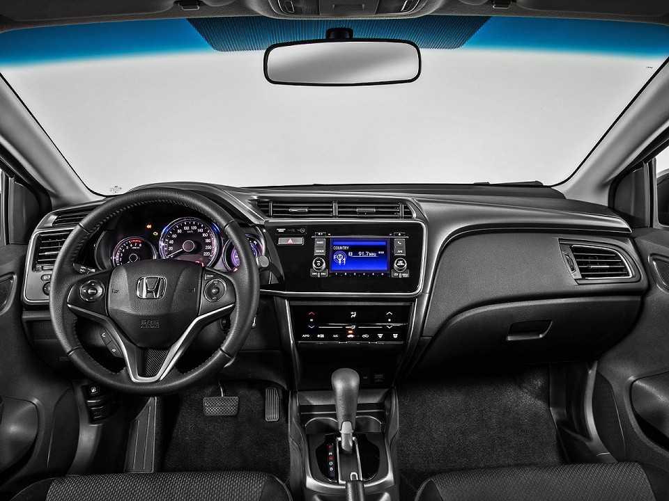 HondaCity 2018 - painel