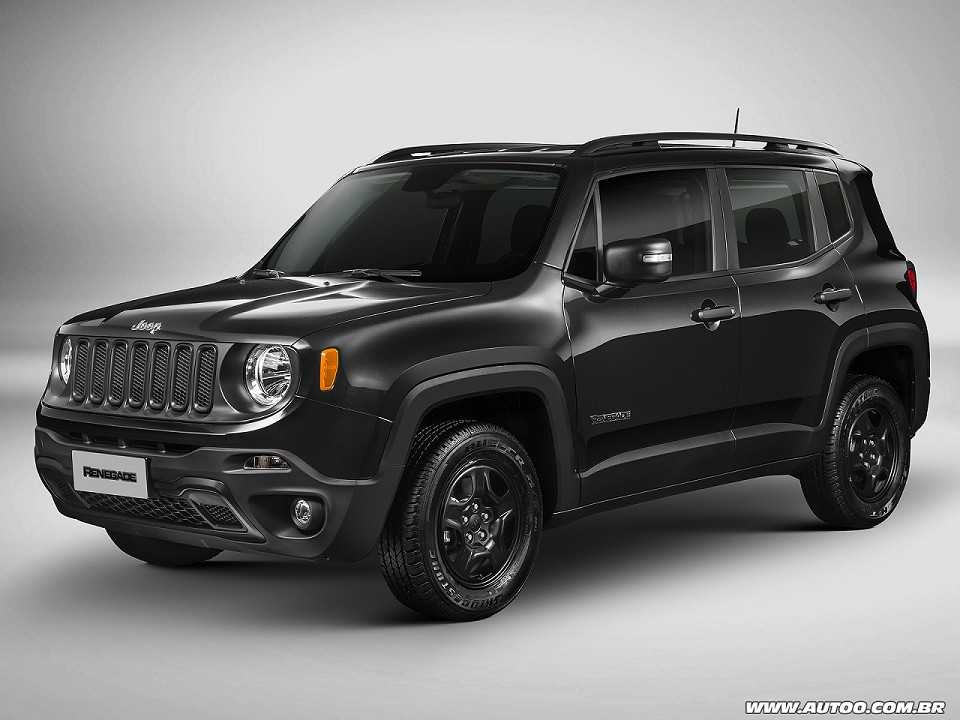 teste jeep renegade custom diesel 2018 autoo. Black Bedroom Furniture Sets. Home Design Ideas