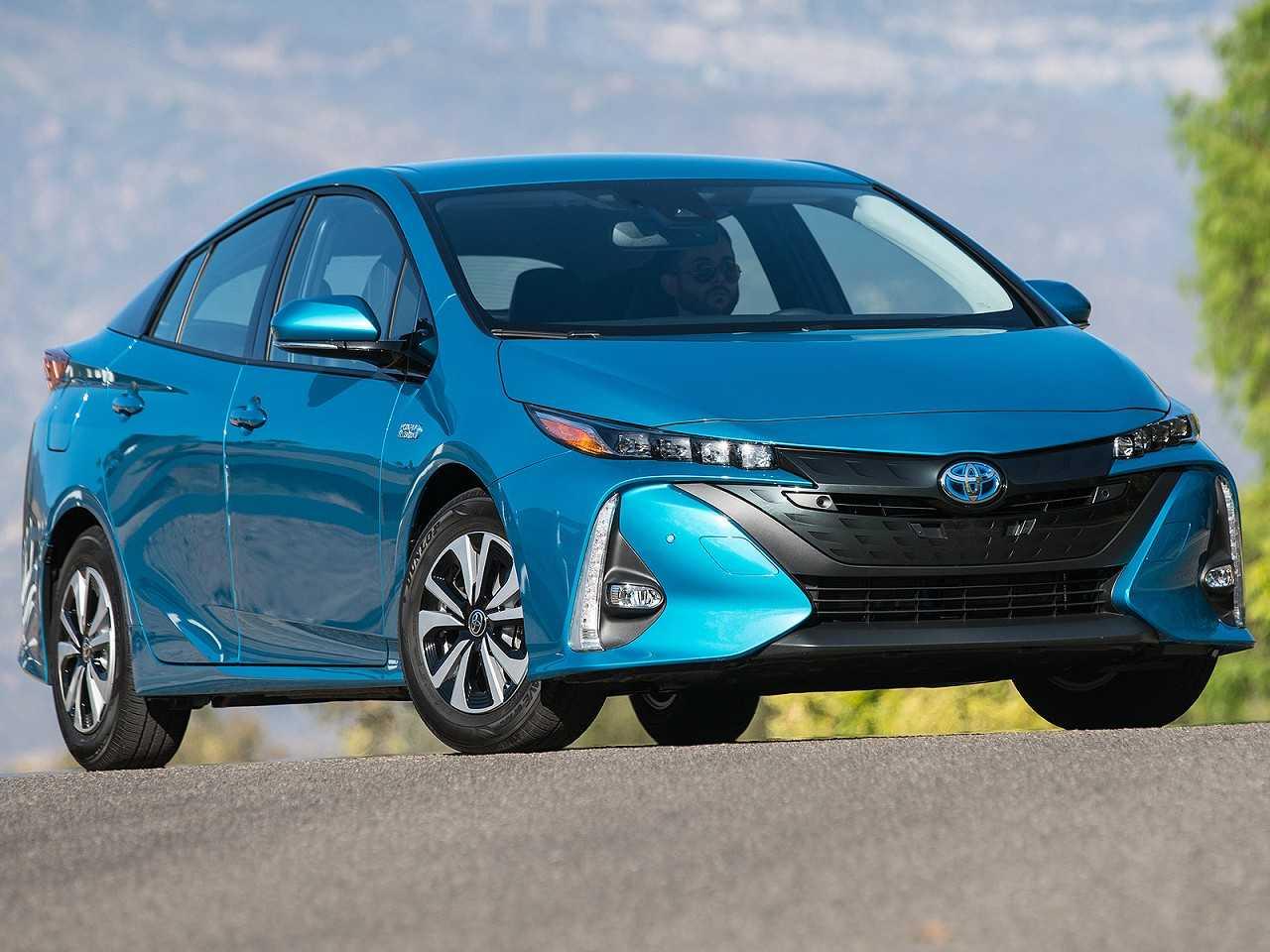 Toyota Prius Prime 2017 vendido nos EUA