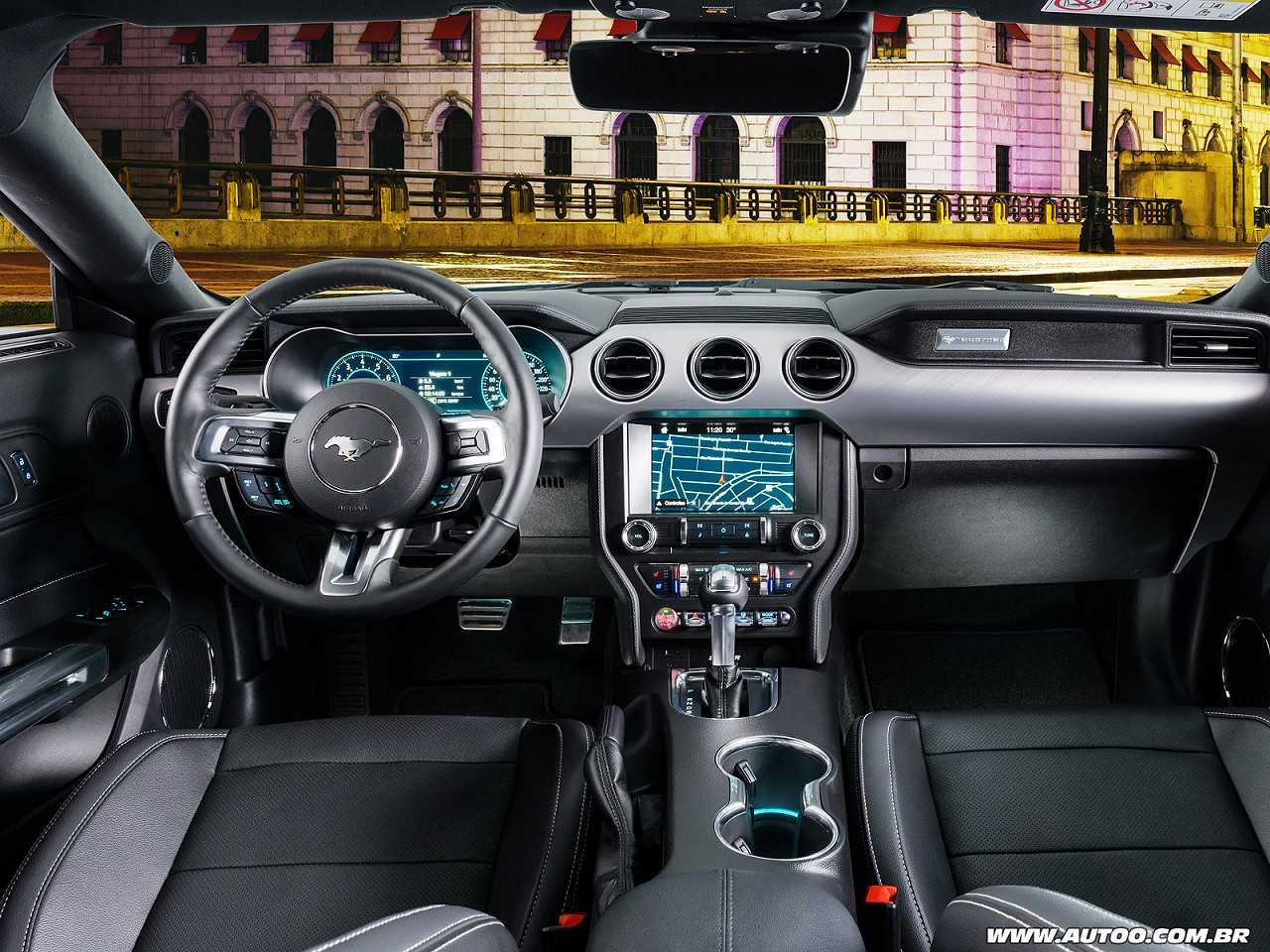 FordMustang 2018 - painel