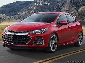 Nos EUA, Chevrolet Cruze 2019 estreia com facelift